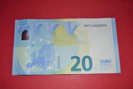 FRANCE 20 EURO U006I2 - UB7140000926 - EURO