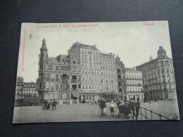 Belgique  België  ( 1810 )   Ostende   Oostende  Le Grand Hôtel Du Globe - Oostende