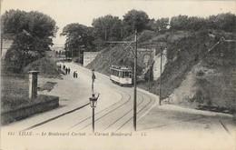 LILLE Le Boulevard Carnot - Lille