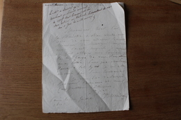 Autographe Maréchal Maison  ( 1771 1840) - Documentos Históricos
