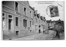 PONTCHATEAU  LES POSTES ET TELEGRAPHES - Pontchâteau