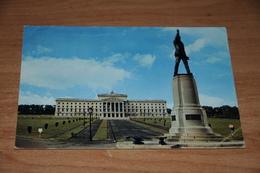 1387-     N. IRELAND, PARLIAMENT BUILDING, STORMONT, BELFAST - Antrim / Belfast