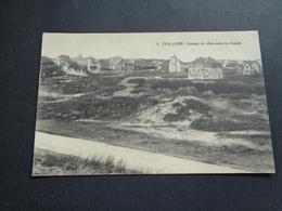 Belgique  België  ( 1821 )  De Haan    Groupe De Villas Dans Les Dunes - De Haan