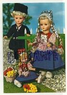 Poupées. Famille Hollandaise. Dolls From Dovina Rotterdam. Foto Bart Hofmeester - Jeux Et Jouets