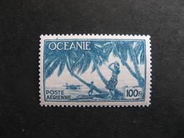 Etabl. De L'OCEANIE:  TB PA N° 18, Neuf XX . - Oceania (1892-1958)