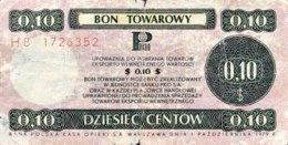 Poland 0.10 Dollars, P-FX37 (1979) - Very Good - Polen