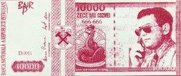 Romania 10.000 Cozmei, P-NL - Propaganda Banknote - UNC - Rumänien
