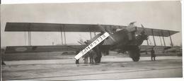 PHOTO AVION LIORé ET OLIVIER LEO 203 18X7CM - Aviazione