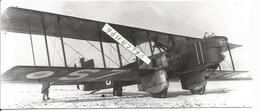 PHOTO AVION LIORé ET OLIVIER LEO 20  AVORD    18X7CM - Aviation