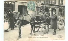 75* PARIS  Les Cocheres -  Mme Dufaut Rue Claude Bernard - Equipaggiamenti
