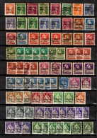 Suisse Belle Collection De Timbres De Service 1918/1950. Bonnes Valeurs. B/TB. A Saisir! - Dienstpost