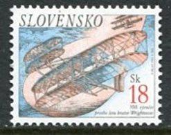 SLOVAKIA 2003 Centenary Of Powered Flight MNH / **.  Michel 471 - Nuevos