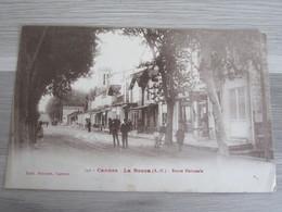 CANNES, LA BOCCA, Route Nationale - Cannes