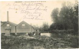 ARDENNES 08.POILCOURT FILATURE ET DEVERSOIR SUR LA RETOURNE - Autres Communes