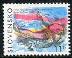 SLOVAKIA 2003 World Swimming Championships  MNH / **.  Michel 462 - Nuevos