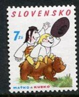 SLOVAKIA 2003 Greetings Stamp  MNH / **.  Michel 457 - Nuevos