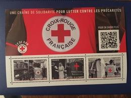(2019) - Bloc Croix-Rouge - Blocchi & Foglietti