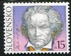 SLOVAKIA 2003 Beethoven MNH / **.  Michel 451 - Nuevos