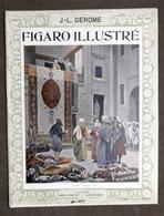 Arte - Rivista D'epoca - Figaro Illustrè - N. 136 - Luglio 1901 - J.L. Gerome - Non Classificati