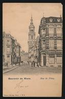 MONS  RUE DE NIMY  SCHEURTJE BOVENAAN - Mons