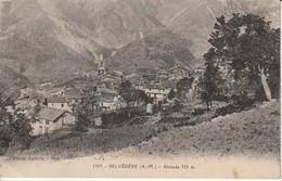 06- Belvédère - Altitude 925 M (photo Gauvin -Nice ) - Belvédère