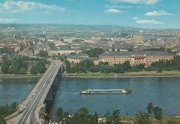 Koblenz - Pfaffendorfer Brücke - Ca. 1980 - Koblenz