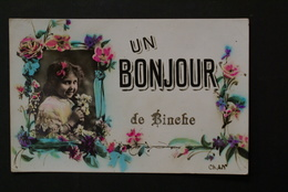 Binche - Un Bonjour De Binche - Binche