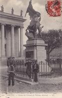 NANTES - Statue Du Colonel De Villebois-Mareuil - Nantes