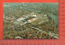 CPM  CANADA ONTARIO : Ottawa, Le Canal Rideau, Le Terrain D'exposition, Le Stade - Ottawa