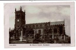 CPA-Carte Postale-Royaume-Uni- Sandbach-St Mary's Church-1909 -VM9927 - Other