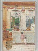 """Puzzle 35 Pièces Complet Et Emballé. """"La Boulangerie"""" Par Monique Valdeneige. - Autres Collections"""