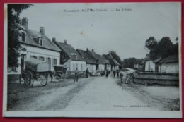 CPA 62 PAS-DE-CALAIS FOSSEUX Canton D'AVESNES-LE-COMTE - France