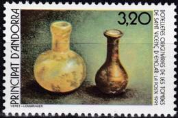 Frankreich, 1991,  425,  MNH **,  Andorranisches Kulturerbe. - Ungebraucht