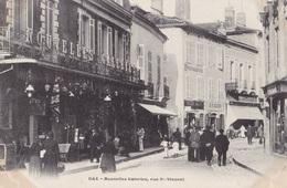 DAX - Nouvelles Galeries, Rue Saint-Vincent - Dax