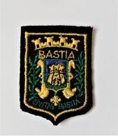 Ecusson Brodé Tissu BASTIA - Stoffabzeichen