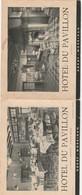 AURAY 56  MORBILHAN  HOTEL DU PAVILLON  PROPRIETAIRE BOUTHELIER - France