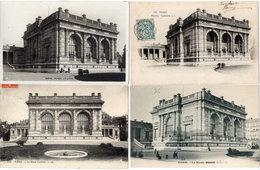 Paris - 4 CPA - Musée Galliera (Vues Différentes ) -  (117803) - Zonder Classificatie