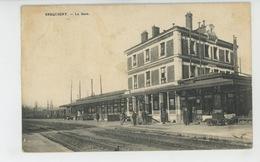 SERQUIGNY - La Gare - Serquigny