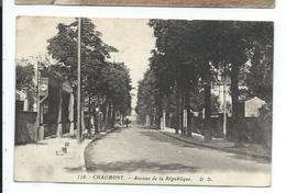 Chaumont Avenue De La Republique - Chaumont