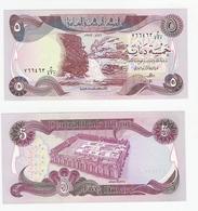 Irak  P. 70  5 Dinars 1982 UNC - Iraq