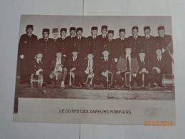 FRESSENNEVILLE : Le Corps Des Sapeurs Pompiers - France