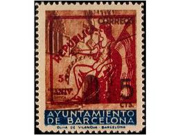 SPAIN: AYUNTAMIENTO DE BARCELONA - Barcelona