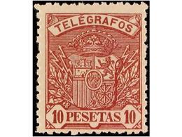 SPAIN: TELEGRAFOS - Emisiones Repúblicanas