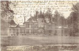 BOISSCHOT - Heist-op-den-Berg - Hof Ter Laeken - Voorkant - Stempel Kriegslazaret Mechelen - Mechelen
