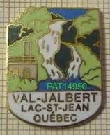 VAL JALBERT LAC SAINT ST JEAN Au QUEBEC En Version EGF - Villes