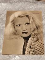 ISA MIRANDA Foto Venturini,, No Circolata Del 1941 - Attori