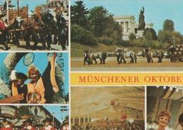 München - Oktoberfest Theresienwiese - Ca. 1985 - Muenchen