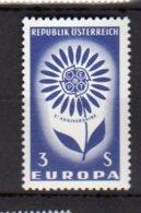 AUTRICHE    Neuf **    Y. Et T.    N° 1010     Cote: 1,75 Euros - 1945-.... 2. Republik
