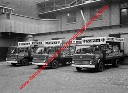 Vrachtwagens Supra Bier In 1965 - Photo 13x18cm - Mechelen Brouwerij Supra Camion Bedford - Auto's