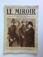 Le Miroir, Guerre 1914-1918 - Hebdomadaire N°64 - 14.2.1915 - Le Monde En Guerre - War 1914-18